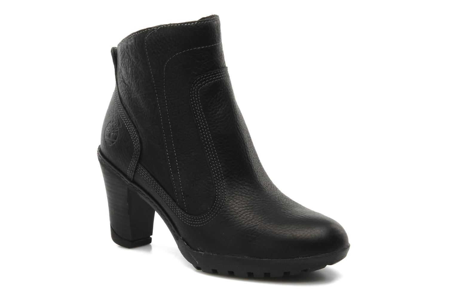 Stratham Heights Ankle Boot Black