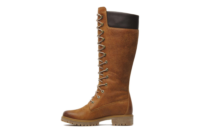 Bottes Timberland Women's Premium 14 inch Marron vue face