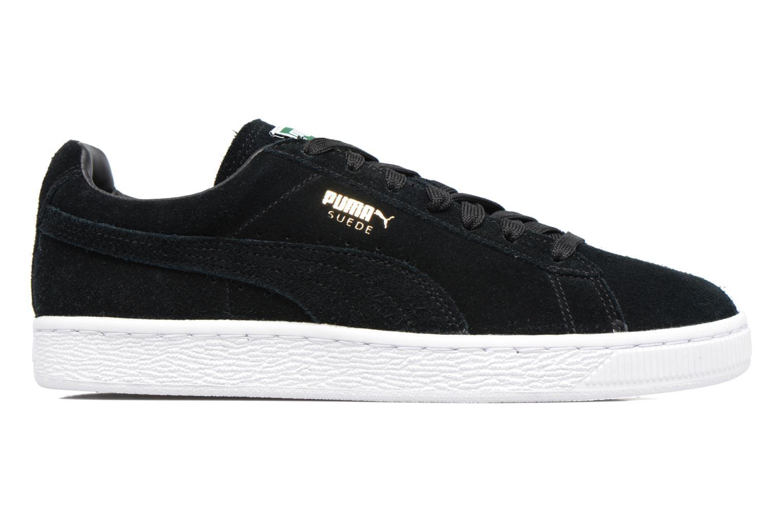 Sneaker Puma Suede classic eco W schwarz ansicht von hinten