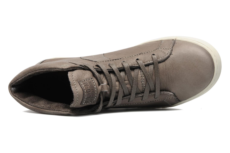 Sneakers P-L-D-M By Palladium Valentine Cash Grijs links