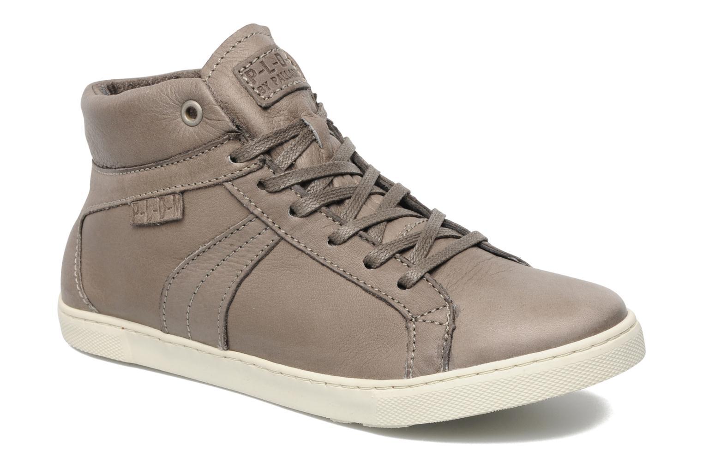 Sneakers P-L-D-M By Palladium Valentine Cash Grijs detail
