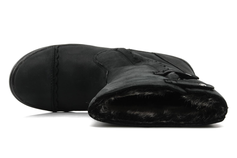 Stiefel P-L-D-M By Palladium Dolina schwarz ansicht von links