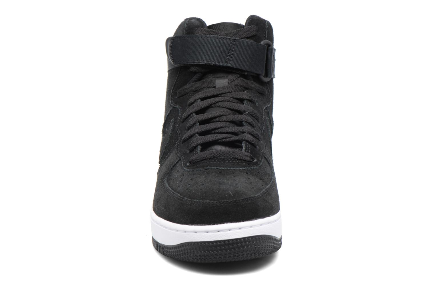 Air Force 1 High'07 Black/Black-Black-White