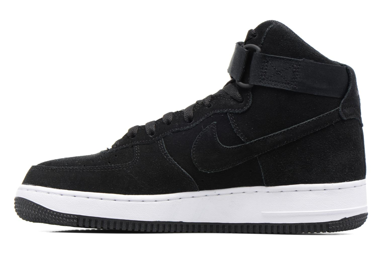 Baskets Nike Air Force 1 High'07 Noir vue face