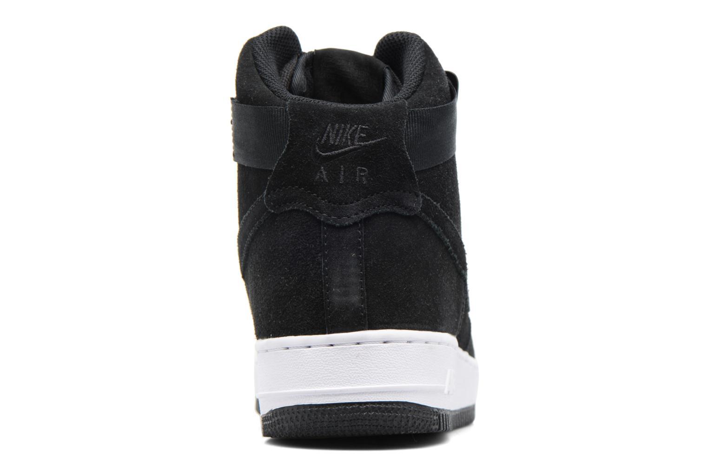 Baskets Nike Air Force 1 High'07 Noir vue droite