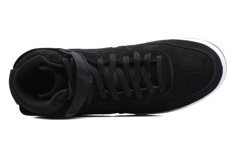 Baskets Nike Air Force 1 High'07 Noir vue gauche