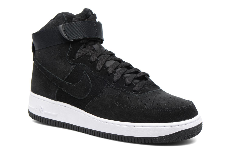 Baskets Nike Air Force 1 High'07 Noir vue détail/paire