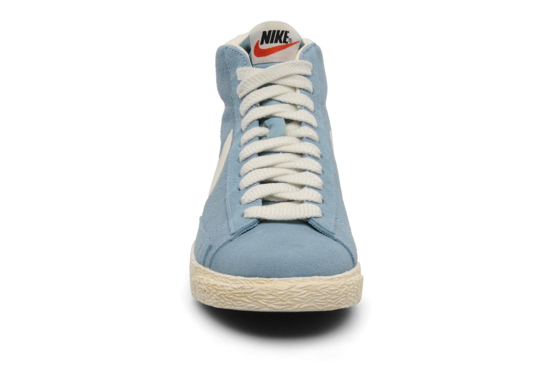 Sneakers Nike Wmns Blazer Mid Suede Vintage Blauw model