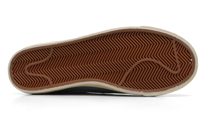 Sneakers Nike Wmns Blazer Mid Suede Vintage Blauw boven