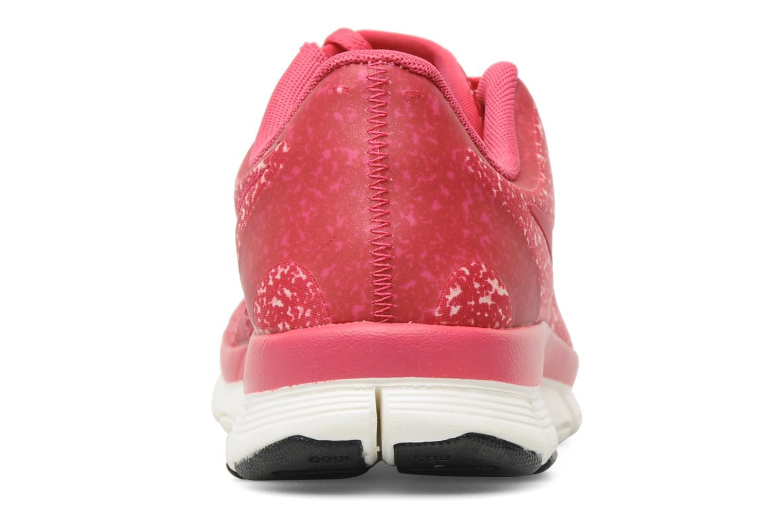 Sportschuhe Nike Wmns Nike Free 5.0 V4 rosa ansicht von rechts