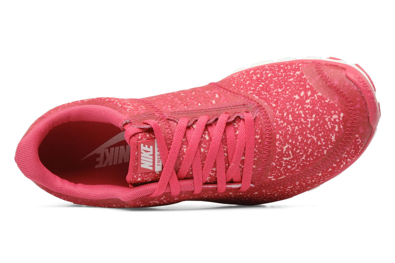 Sportschuhe Nike Wmns Nike Free 5.0 V4 rosa ansicht von links