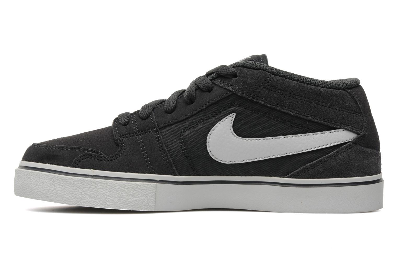 Chaussures de sport Nike Nike Ruckus Mid Lr Gris vue face