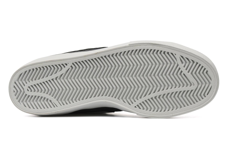 Chaussures de sport Nike Nike Ruckus Mid Lr Gris vue haut