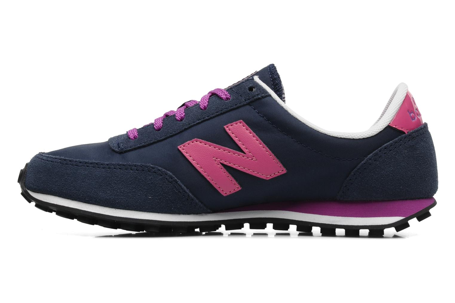 Trainers New Balance UL410 Blue front view
