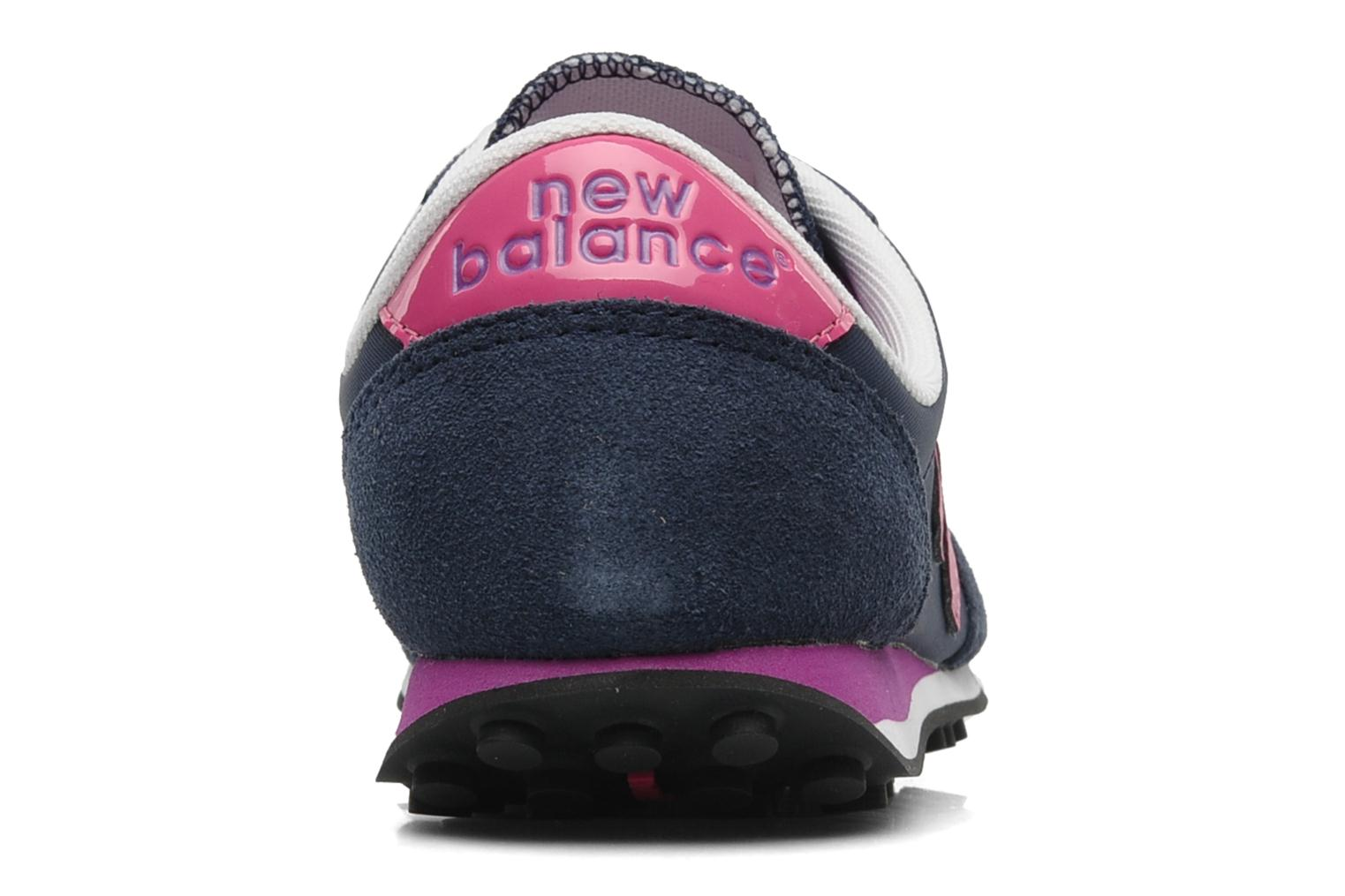 Trainers New Balance UL410 Blue view from the right