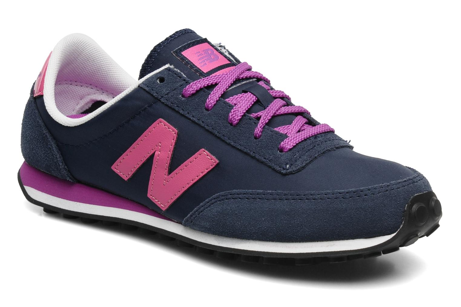 Trainers New Balance UL410 Blue detailed view/ Pair view