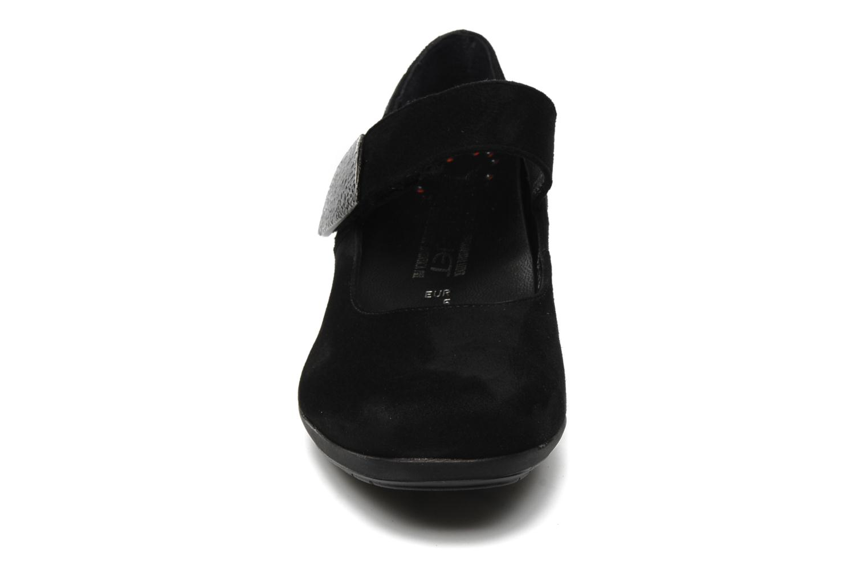Pumps Mephisto Kimona schwarz schuhe getragen