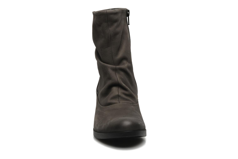 Bottines et boots Mephisto Zest Gris vue portées chaussures