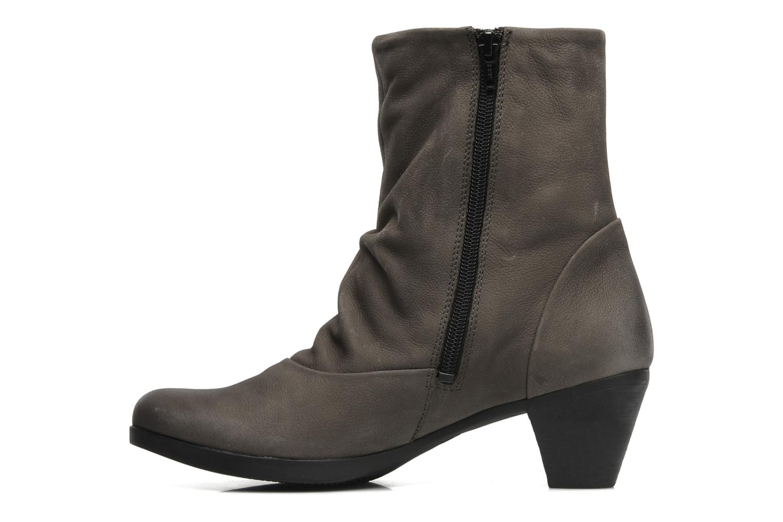 Boots en enkellaarsjes Mephisto Zest Grijs voorkant