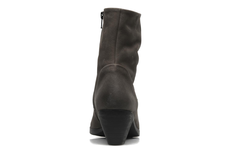 Bottines et boots Mephisto Zest Gris vue droite