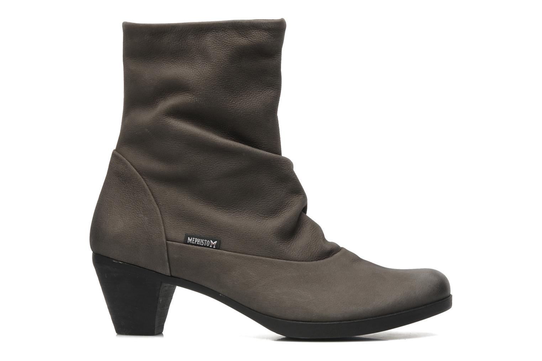 Boots en enkellaarsjes Mephisto Zest Grijs achterkant