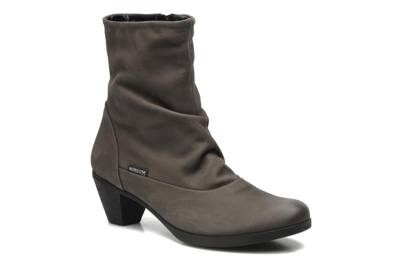 Bottines et boots Mephisto Zest Gris vue détail/paire