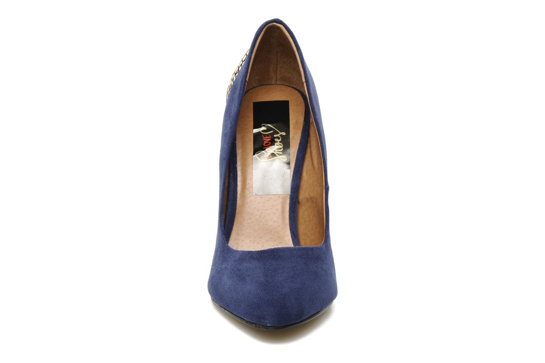 Zapatos de tacón I Love Shoes Pam Azul vista del modelo