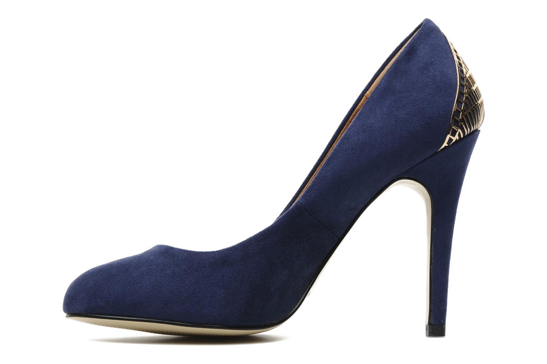 Zapatos de tacón I Love Shoes Pam Azul vista de frente
