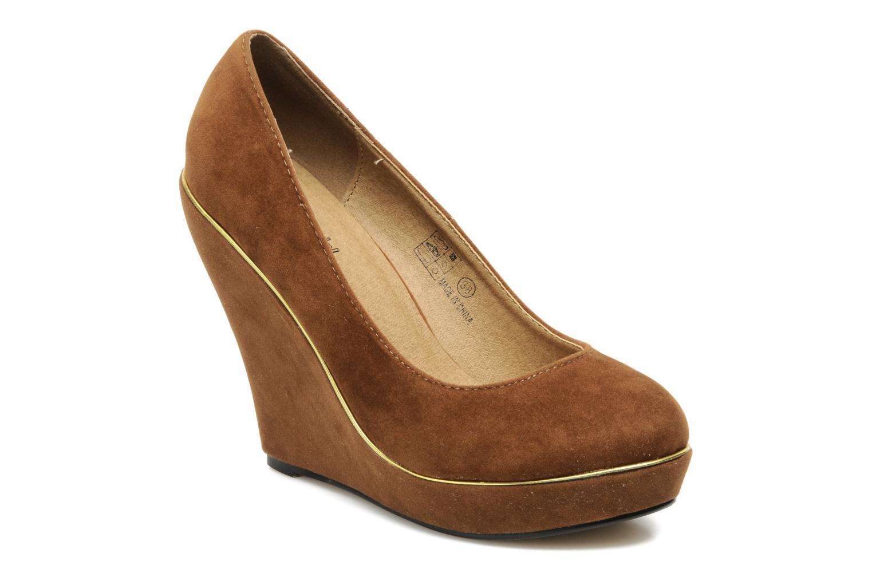 Grandes descuentos últimos zapatos Buffalo Bonifa (Marrón) - Zapatos de tacón Descuento