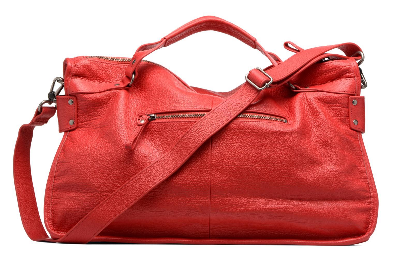 Handtaschen Nat & Nin Megan rot ansicht von vorne