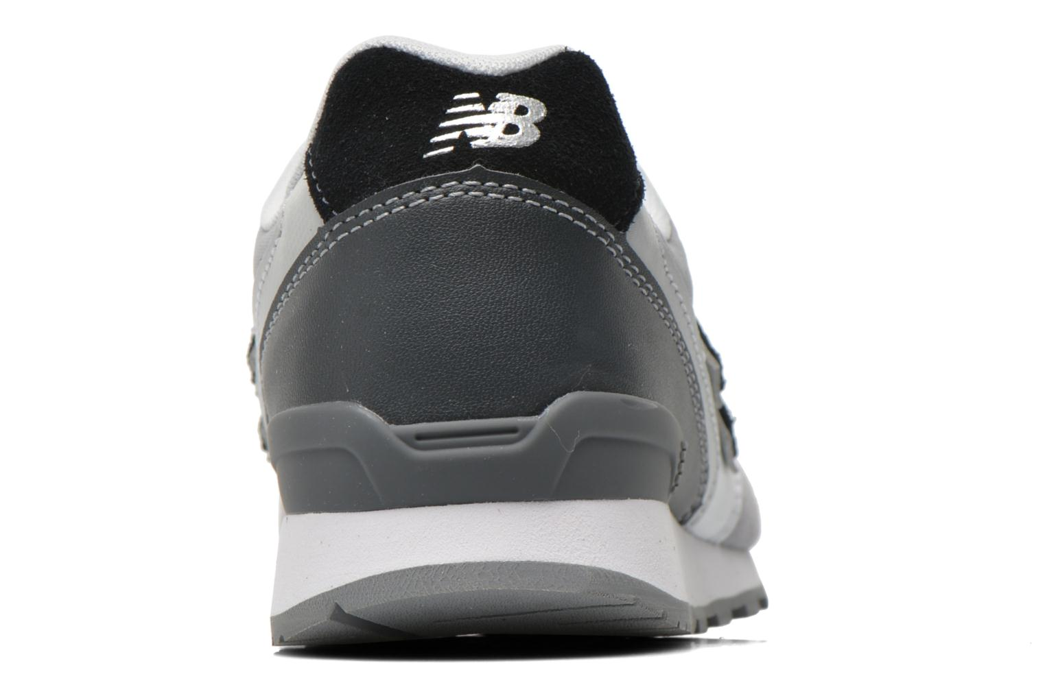 Trainers New Balance WR996 Grey view from the right