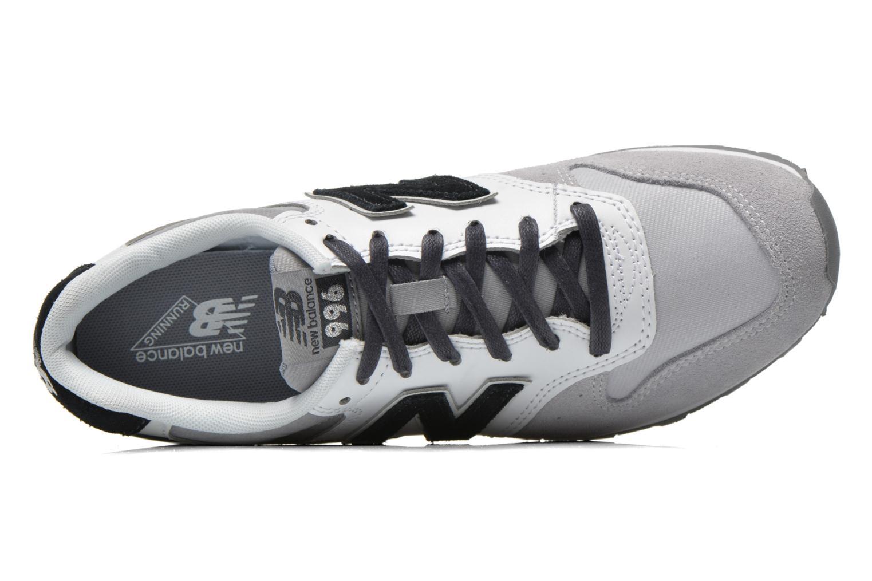 Sneaker New Balance WR996 grau ansicht von links