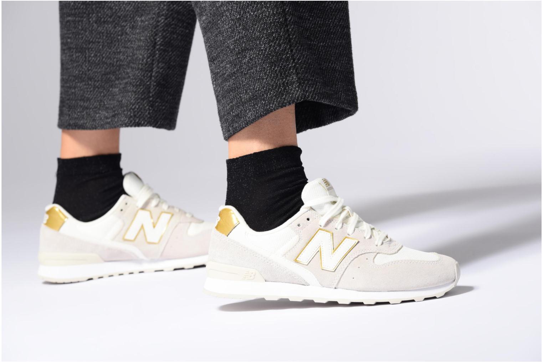 Sneakers New Balance WR996 Blå se forneden