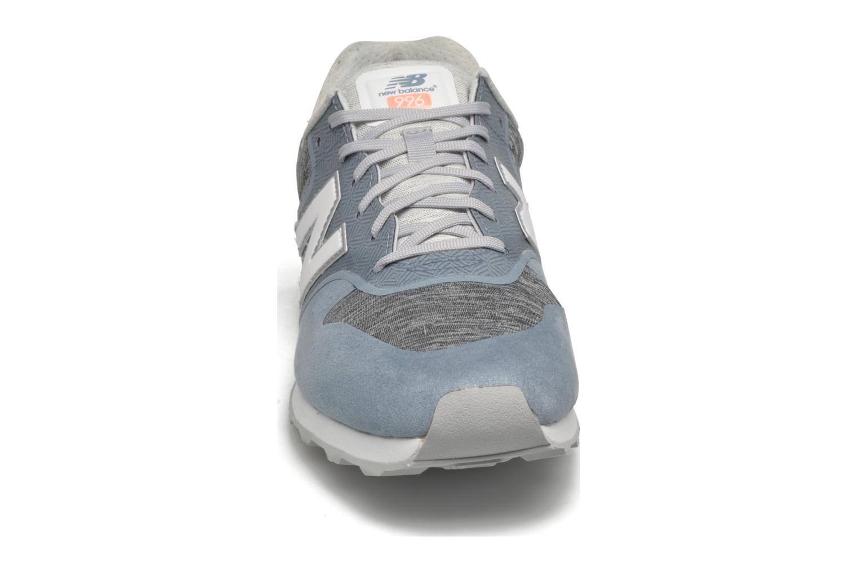 Sneakers New Balance WR996 Blå se skoene på
