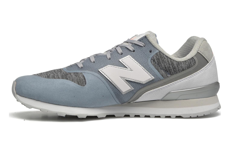 Sneakers New Balance WR996 Blå se forfra