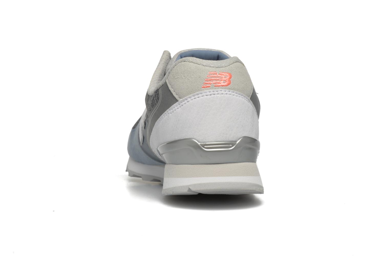 Sneakers New Balance WR996 Blå Se fra højre