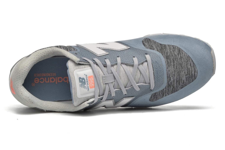 Sneakers New Balance WR996 Blå se fra venstre