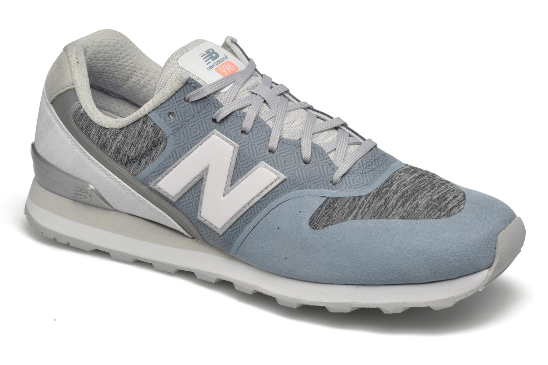 Sneakers New Balance WR996 Blå detaljeret billede af skoene
