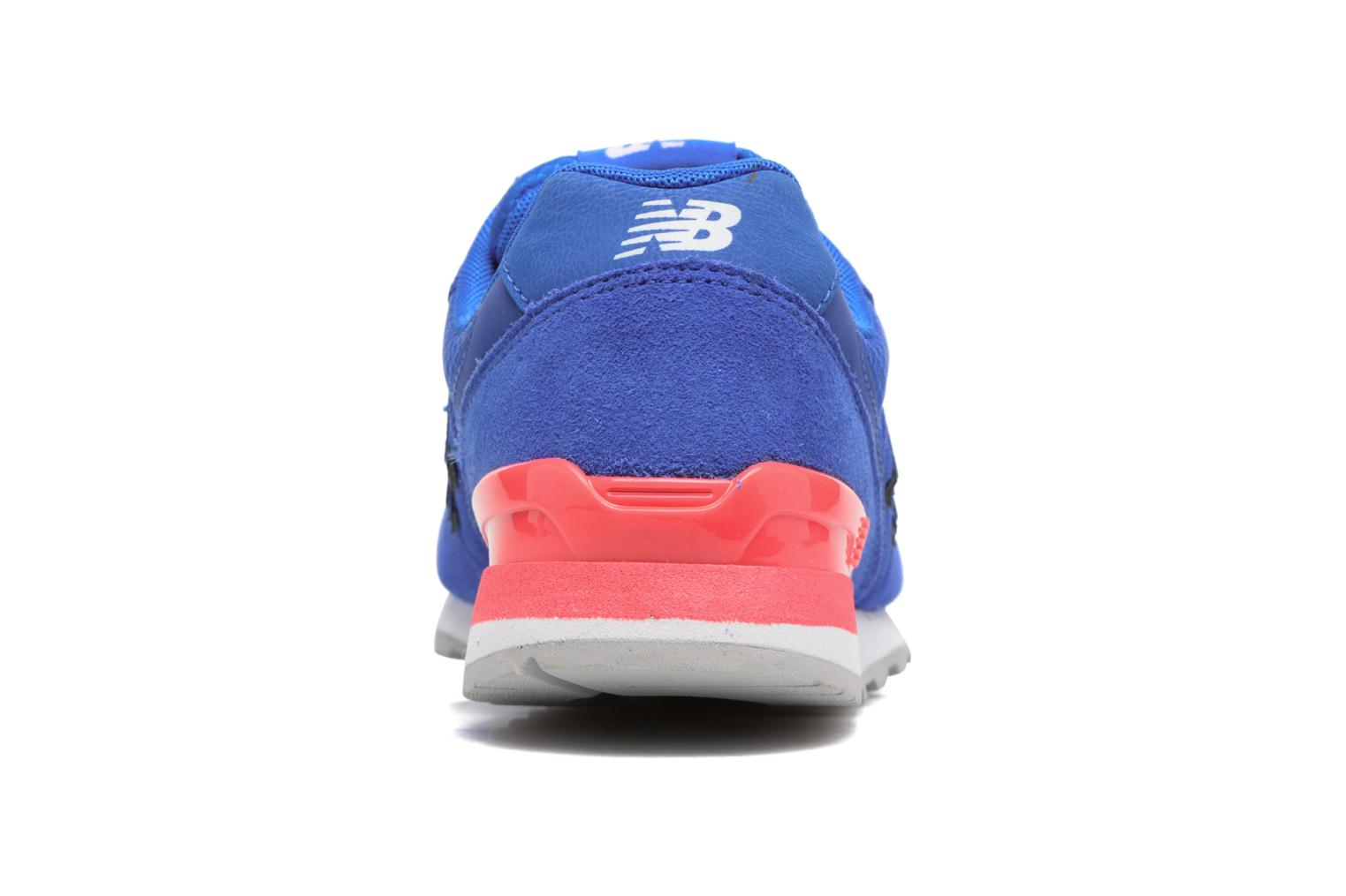 Trainers New Balance WR996 Blue view from the right