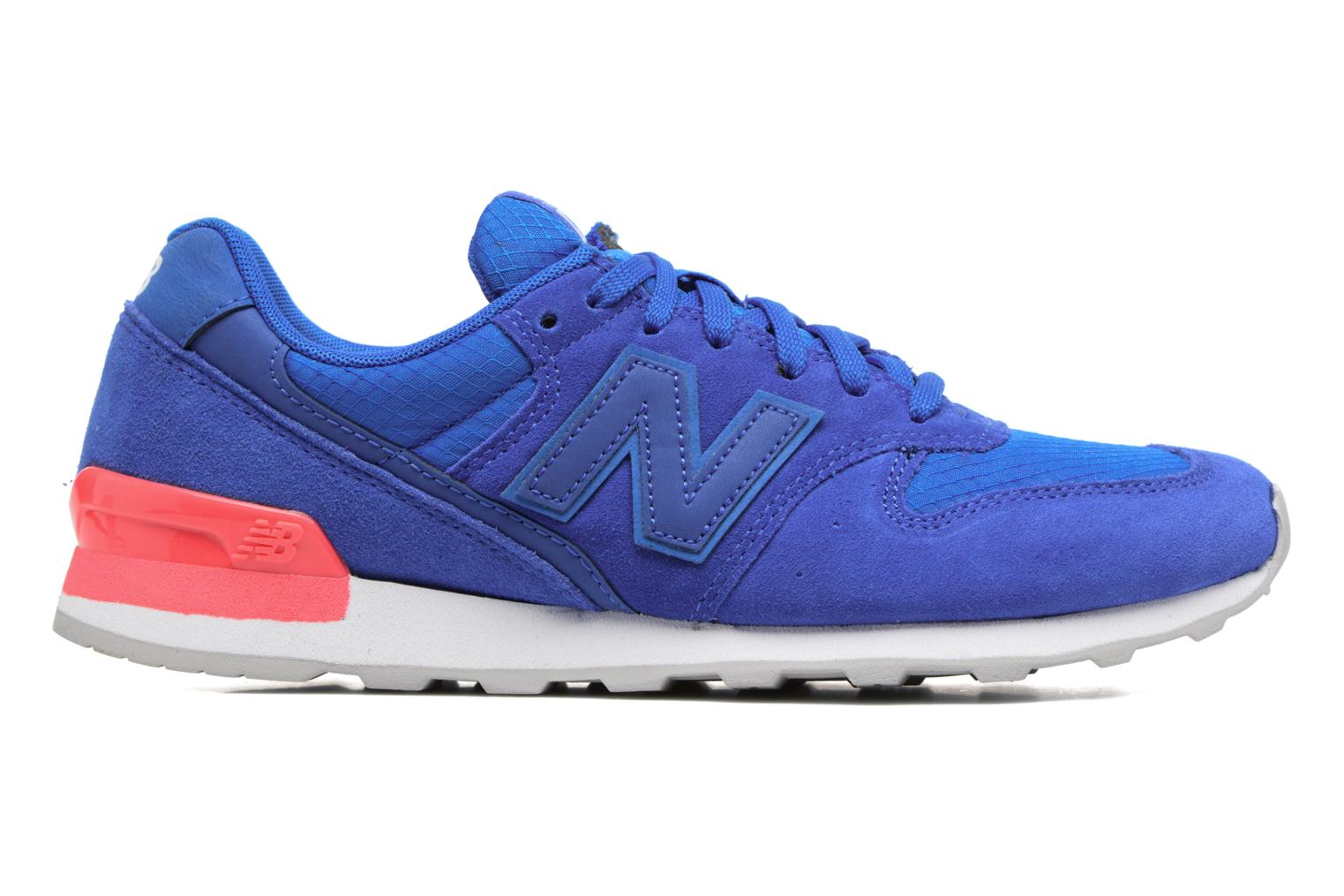 Trainers New Balance WR996 Blue back view