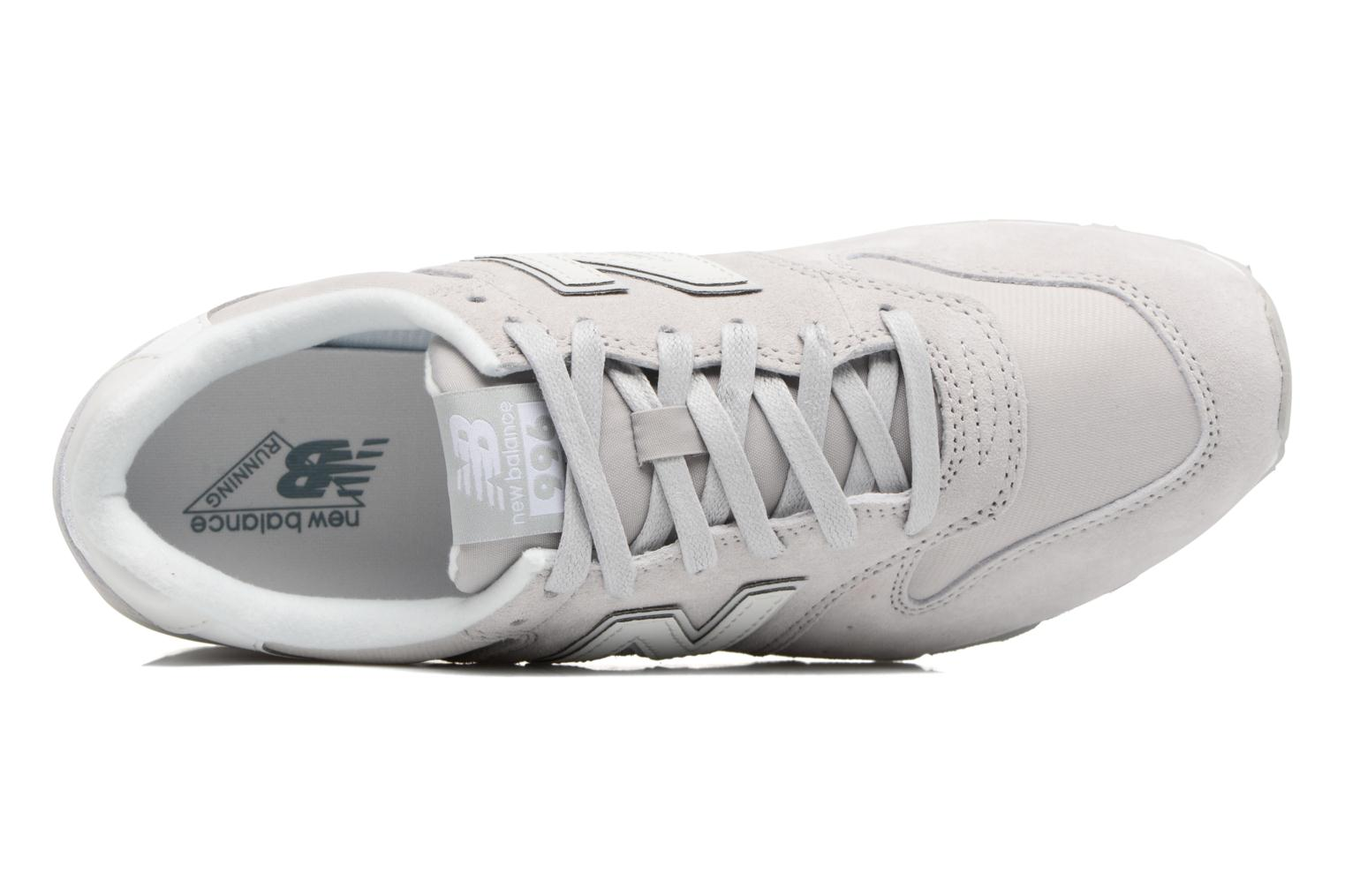 Trainers New Balance WR996 Grey view from the left