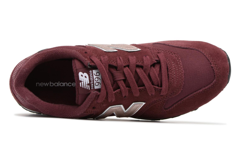 WR996 NB Burgundy