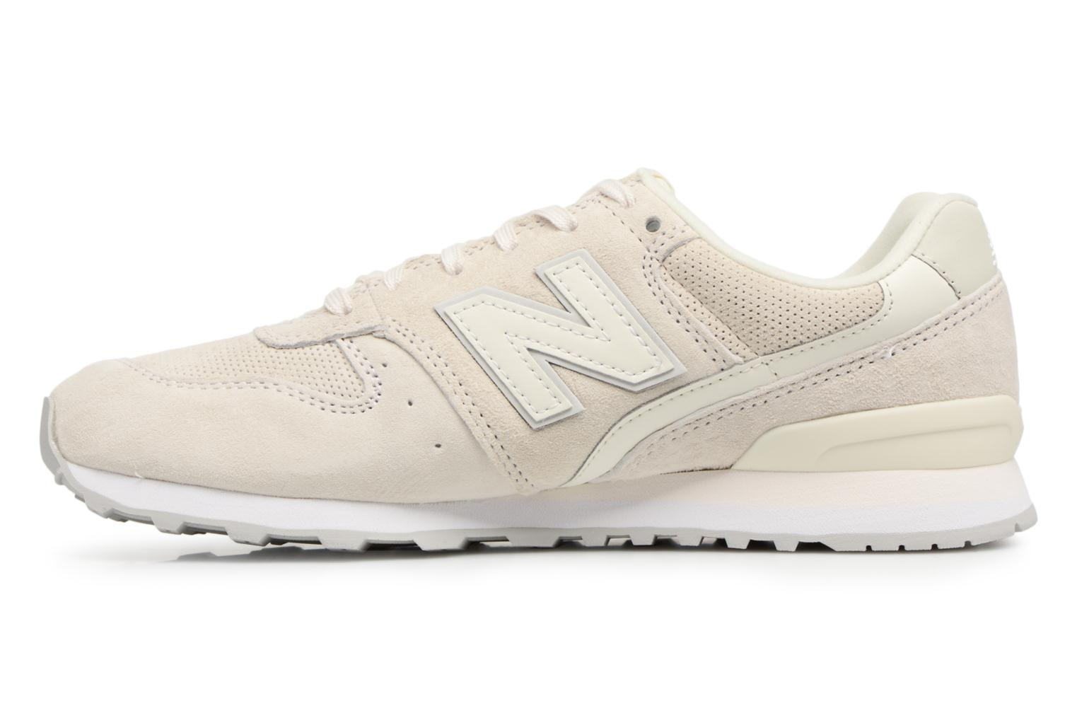 Sneakers New Balance WR996 Hvid se forfra