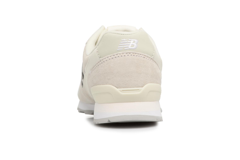 Baskets New Balance WR996 Blanc vue droite