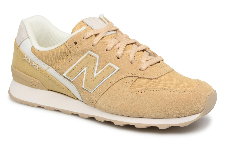 Grandes descuentos últimos zapatos New Balance WR996 (Amarillo) - Deportivas Descuento