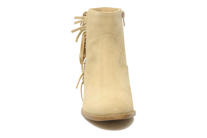 Bottines et boots Mellow Yellow Nymfia Beige vue portées chaussures