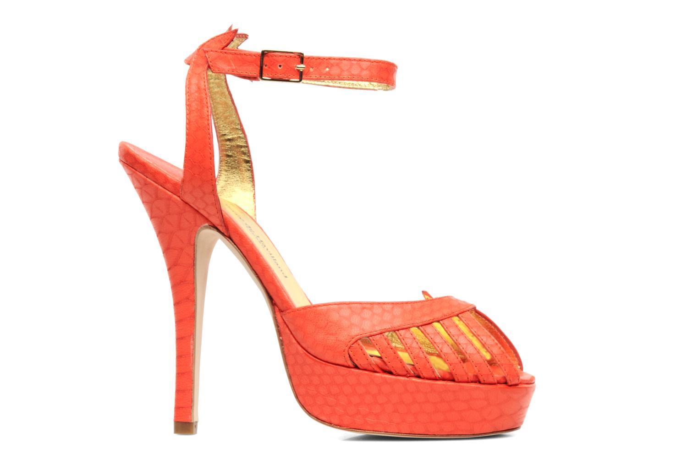 Sandales et nu-pieds Terry de Havilland MARGUERITE Orange vue derrière