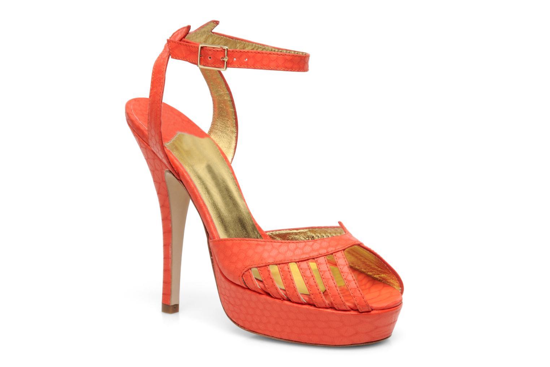 Grandes descuentos últimos zapatos Terry de Havilland MARGUERITE (Naranja) - Sandalias Descuento
