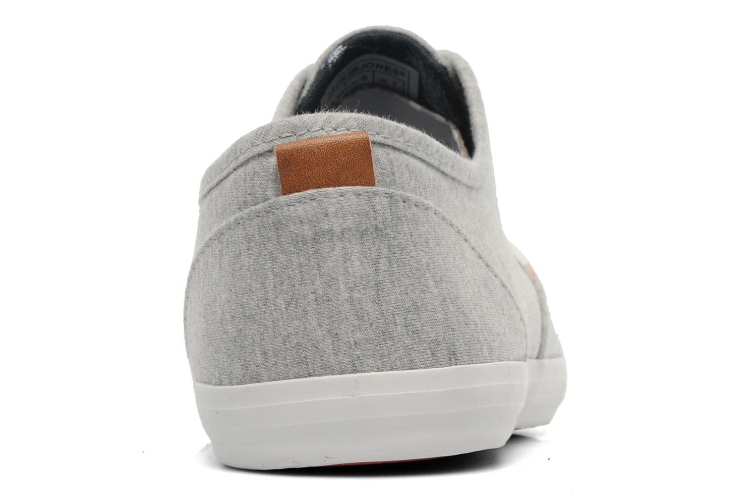 Trainers Jack & Jones JJ Spider Grey view from the right