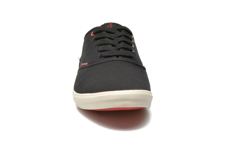 Sneaker Jack & Jones JJ Spider schwarz schuhe getragen